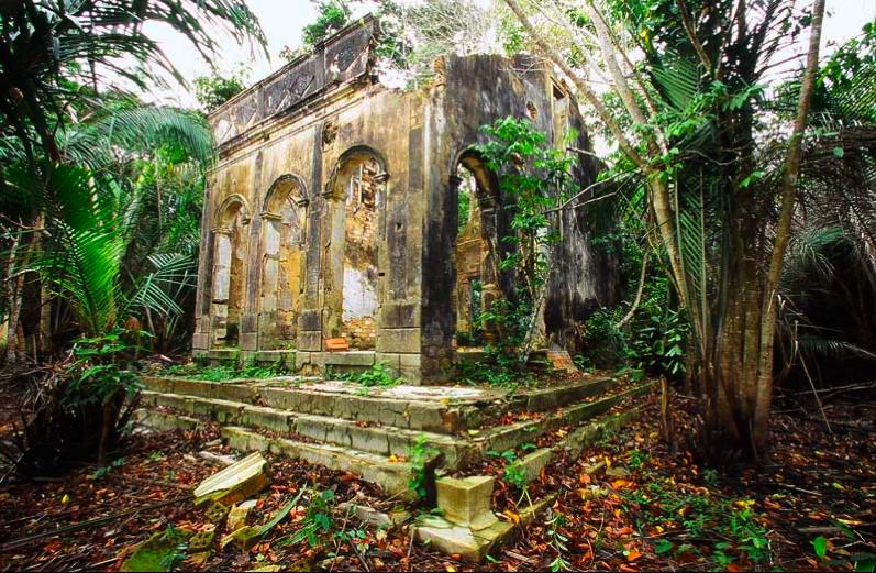 5 cidades fantasmas do Brasil que você não conhece