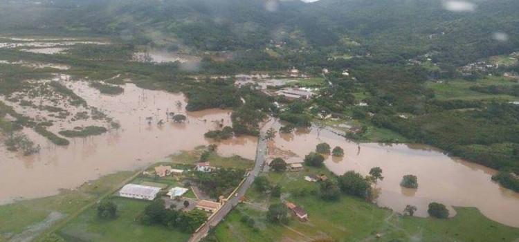 Governador trata de ações para amenizar problemas gerados pelas chuvas