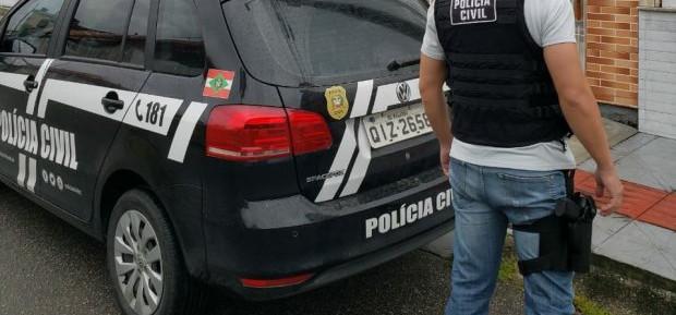 Operação da Polícia Civil prende 48 pessoas por violência doméstica em SC