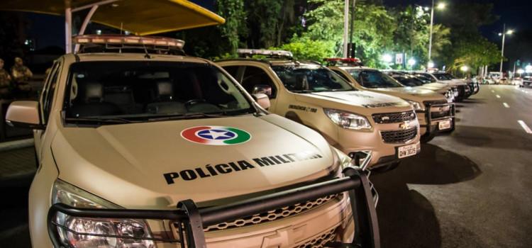 Traficantes são presos na Itoupavazinha