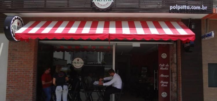 Restaurante Polpetta é arrombado no Centro