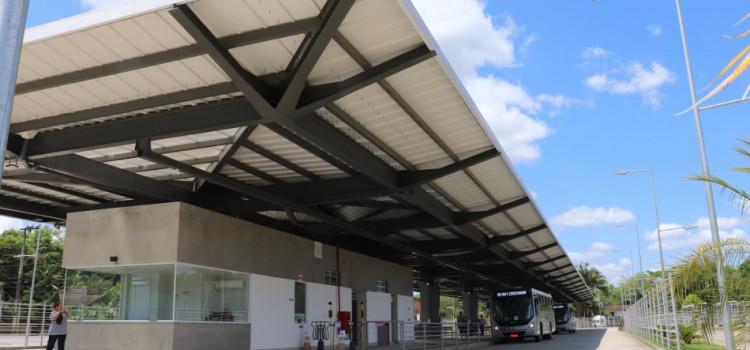 Terminal Norte ganha pontos do Blumenau Conecta