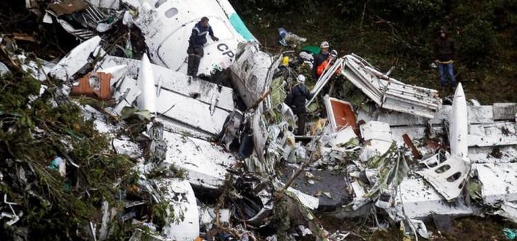 Chape fecha acordo de indenização com 20 famílias de vítimas da tragédia
