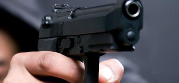 Homem é preso por porte de arma em bar do Passo Manso