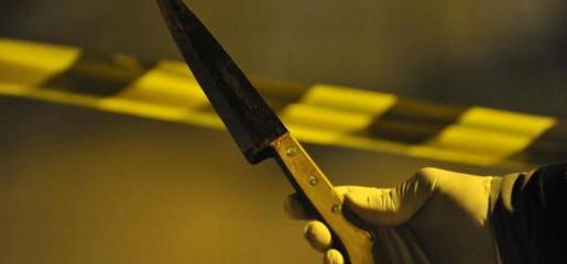 Covarde agride sogro com faca