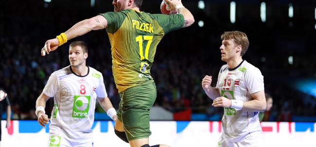 Já classificado, Brasil sofre resultado negativo para Noruega no Mundial
