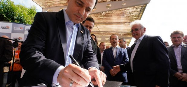 Governador anuncia R$ 65 milhões em investimentos no Meio-Oeste