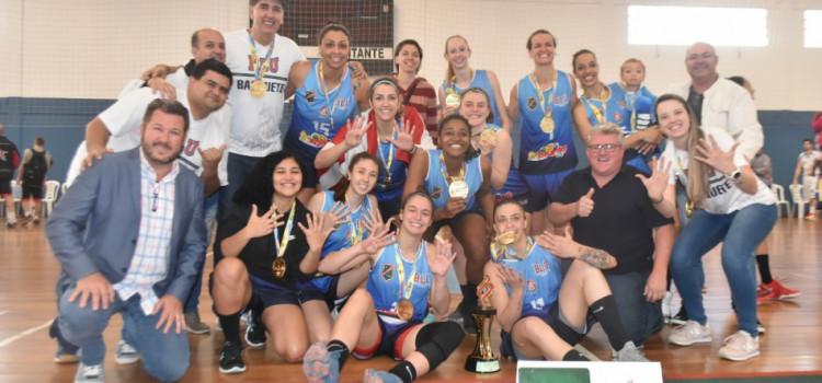 Blumenau conquista primeiro troféu de campeão dos Jasc