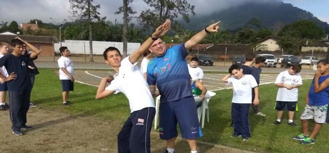 Paradesporto Escolar traz medalhas de competição em Timbó
