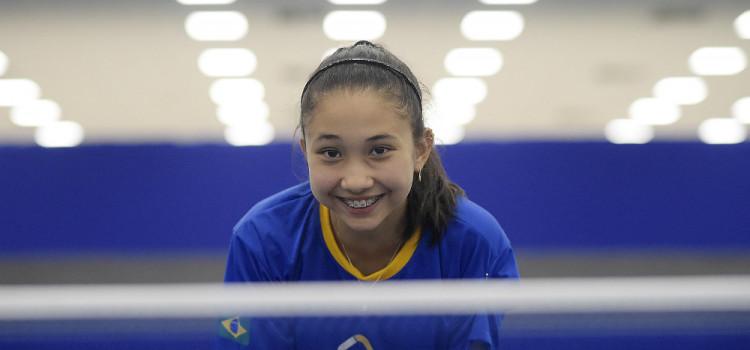 Bruna Takahashi conquista Masters da Espanha