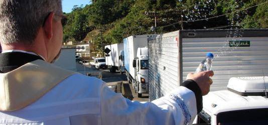 Buzinaço dos caminhoneiros novamente desrespeita moradores