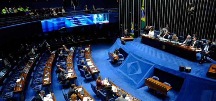 Reforma trabalhista, clima e Soberania são discutidos no Senado