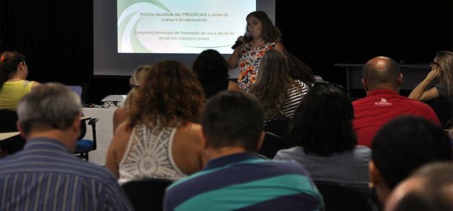 Campanha vai reforçar a luta contra as drogas em Blumenau
