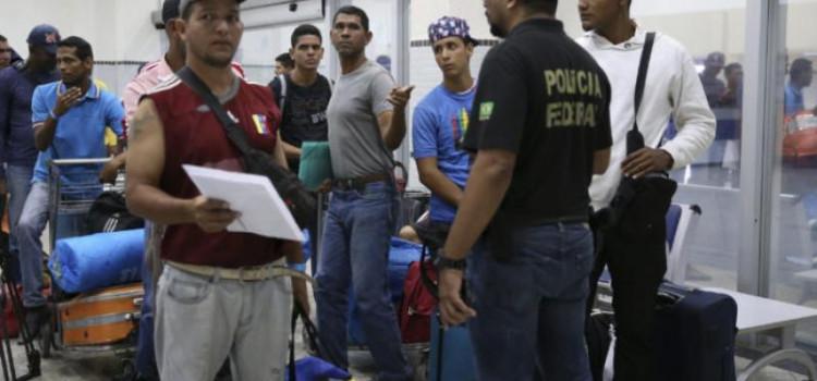 Refugiados da Venezuela chegam a BC amanhã