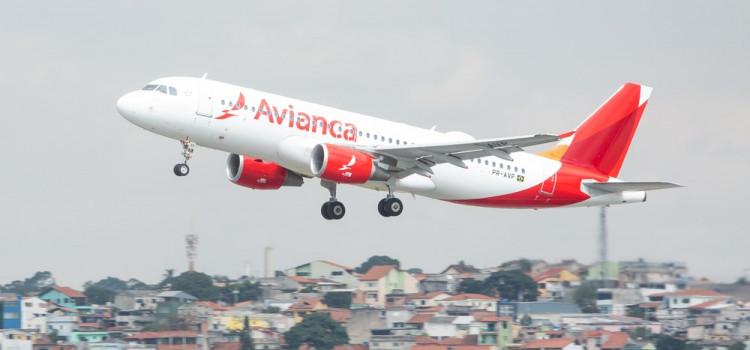 Avianca Brasil terá quase o mesmo número de voos de seu começo