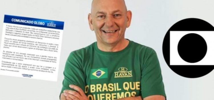 Havan e Condor rompem contrato com a Rede Globo