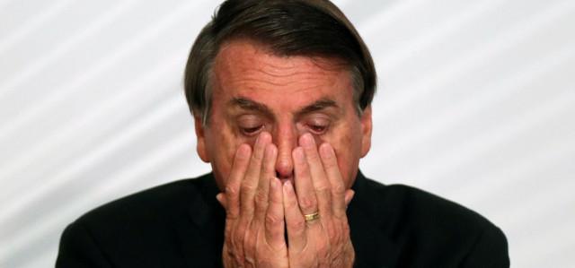 Vaza conversa de senadores falando sobre impeachment de Bolsonaro