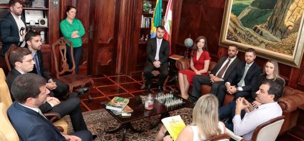 Defensoria Pública ganha reforço de cinco novos defensores