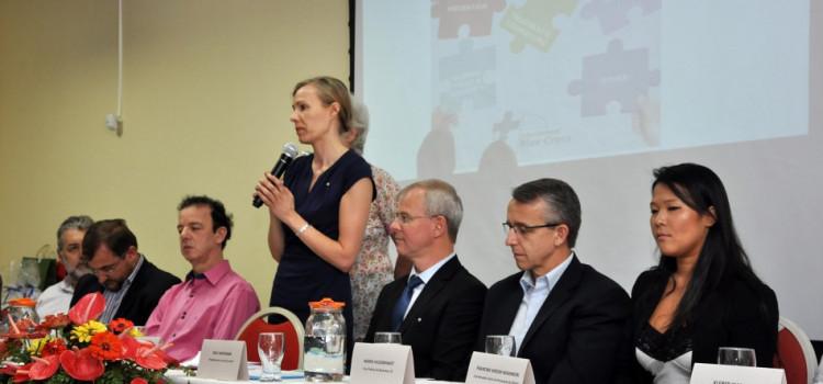 Seminário Internacional de Prevenção às Drogas reúne 150 pessoas