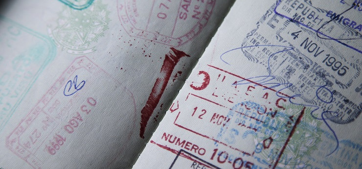 Pedido de entrada no Brasil cresce 42% com visto eletrônico