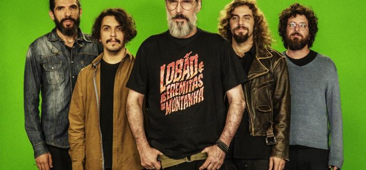 Lobão e Os Eremitas da Montanha apresentam sucessos do rock nacional na Fields