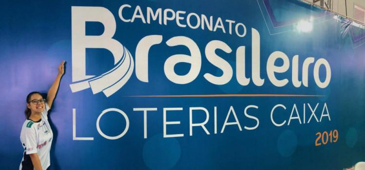 Paratleta blumenauense conquista medalhas em Brasileiro de Natação