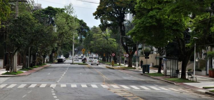 Fresagem e pavimentação da Alameda Rio Branco iniciam na terça