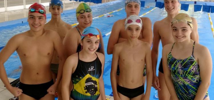 Natação participa do Sul-Brasileiro Infantojuvenil em Porto Alegre