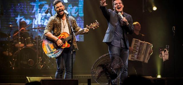 Show nacional e a maior canjica do Brasil movimentam o Piçarraiá