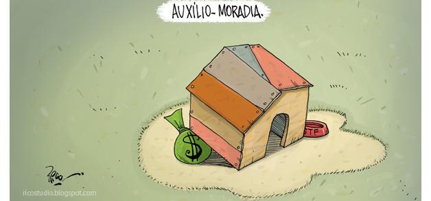 Auxílio-moradia: quando indevido, é parasitismo patrimonialista