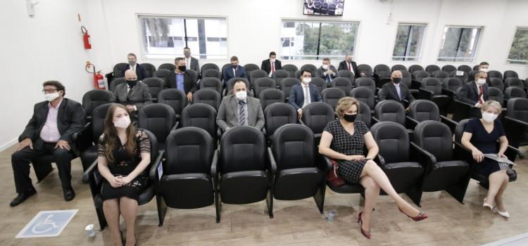 Candidatos eleitos são diplomados pela Junta Eleitoral