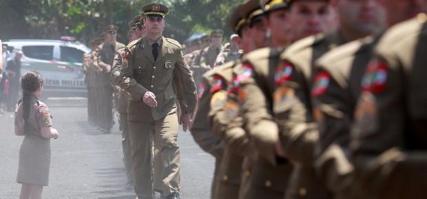 Polícia Militar de Santa Catarina forma 241 novos sargentos