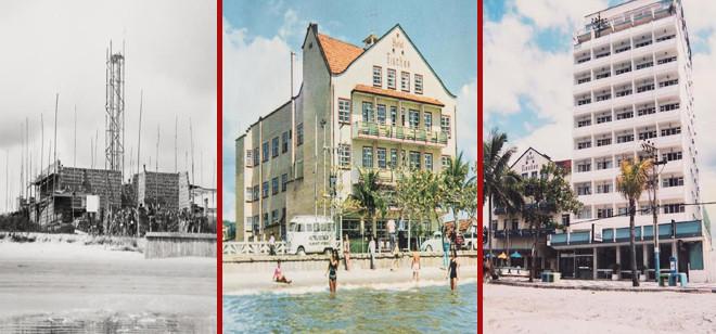Livro conta a história do Hotel Fischer por meio de fotografias