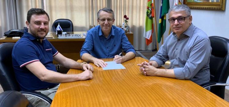 Wan-Dall passa a integrar equipe da prefeitura