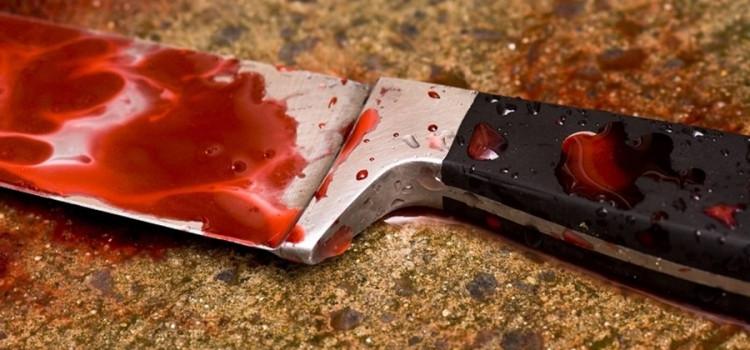 Homem é morto a facadas na Rua Lauro Zomer