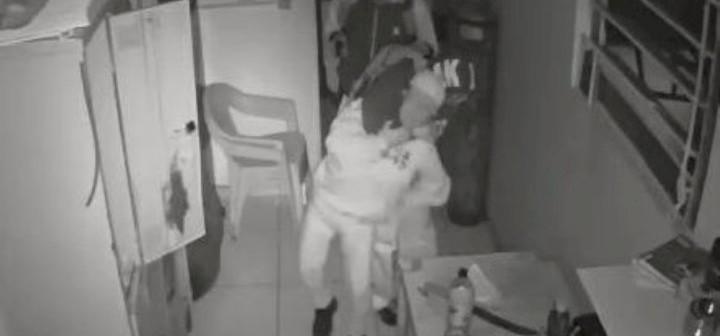 Criminosos são presos enquanto tentavam roubar posto