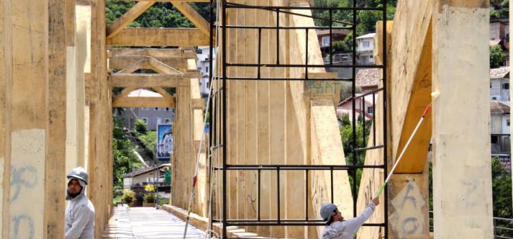 Trânsito na Ponte dos Arcos será fechado neste fim de semana