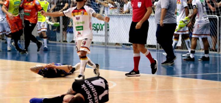 Blumenau assume a liderança geral dos Jogos Abertos de Santa Catarina