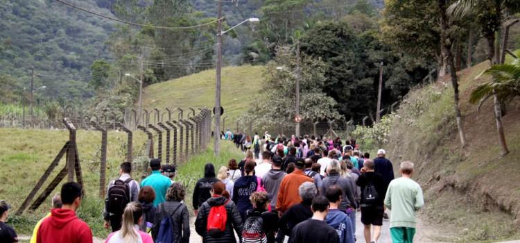 Inscrições para a Caminhada da Vila Itoupava 2018 já estão abertas