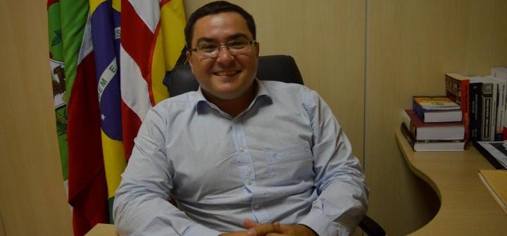 O BLUMENEWS conversou com o vereador Ricardo Alba