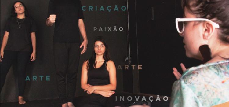 Grupo FlorArte Coletivo leva técnicas de interação ao 'Museu à Noite'