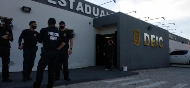 Polícia Civil cumprie 150 ordens judiciais contra organização criminosa
