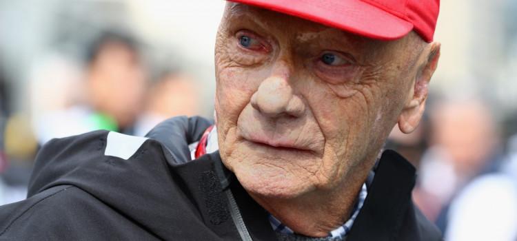 Morre aos 70 anos o tricampeão mundial de Fórmula 1 Niki Lauda