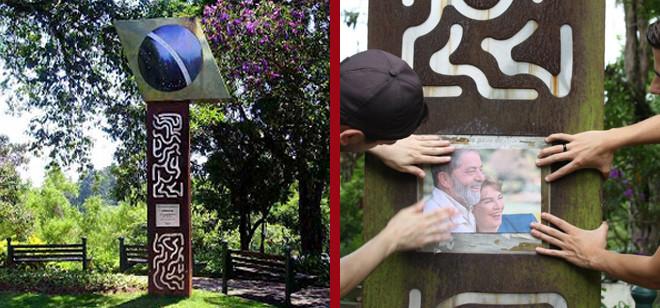 Requerimento pede retirada de monumento em homenagem ao ex-presidente