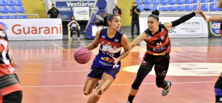 Blumenau fica com o vice-campeonato da Liga de Basquete Feminino
