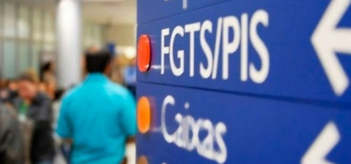Começa hoje o penúltimo lote de saques de até R$ 500 do FGTS