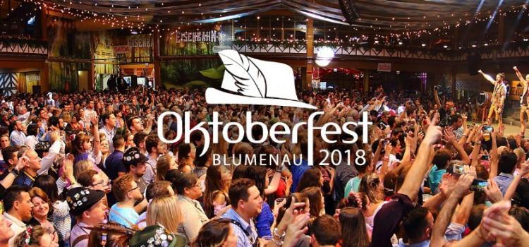 Venda de ingressos para a 35ª Oktoberfest inicia nesta terça-feira