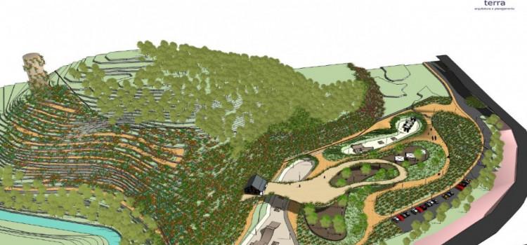 Entrega do Parque das Itoupavas está prevista para fevereiro
