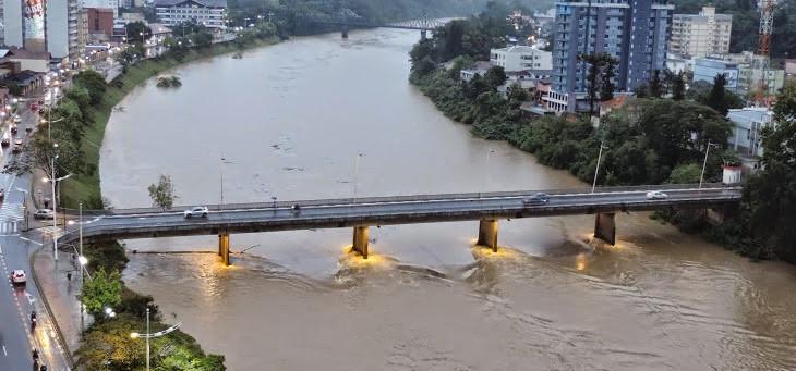 FURB sedia curso internacional de prevenção de desastres