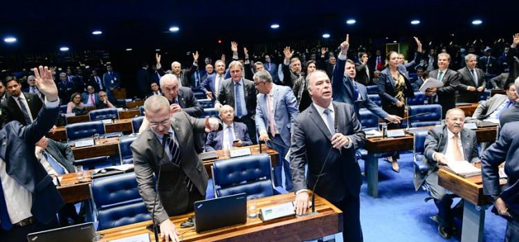 Senado aprova MP que reestrutura ministérios